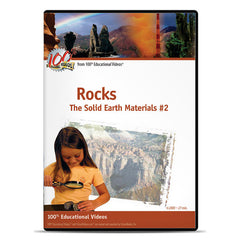 Rocks: The Solid Earth Materials #2