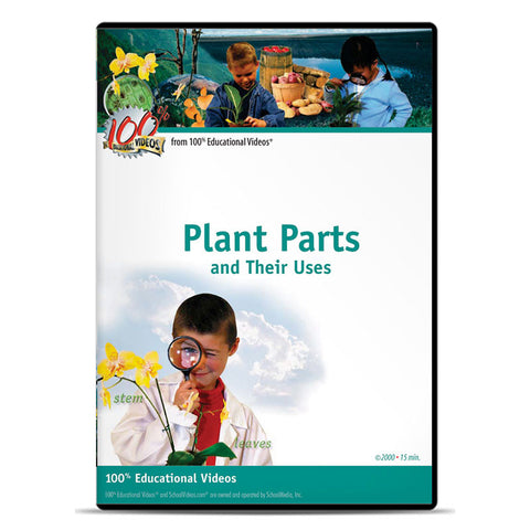 Plant Parts and Their Uses