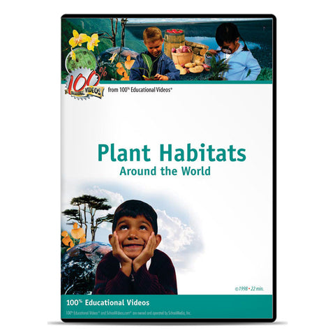 Plant Habitats Around the World
