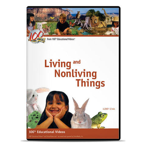Living and Nonliving Things