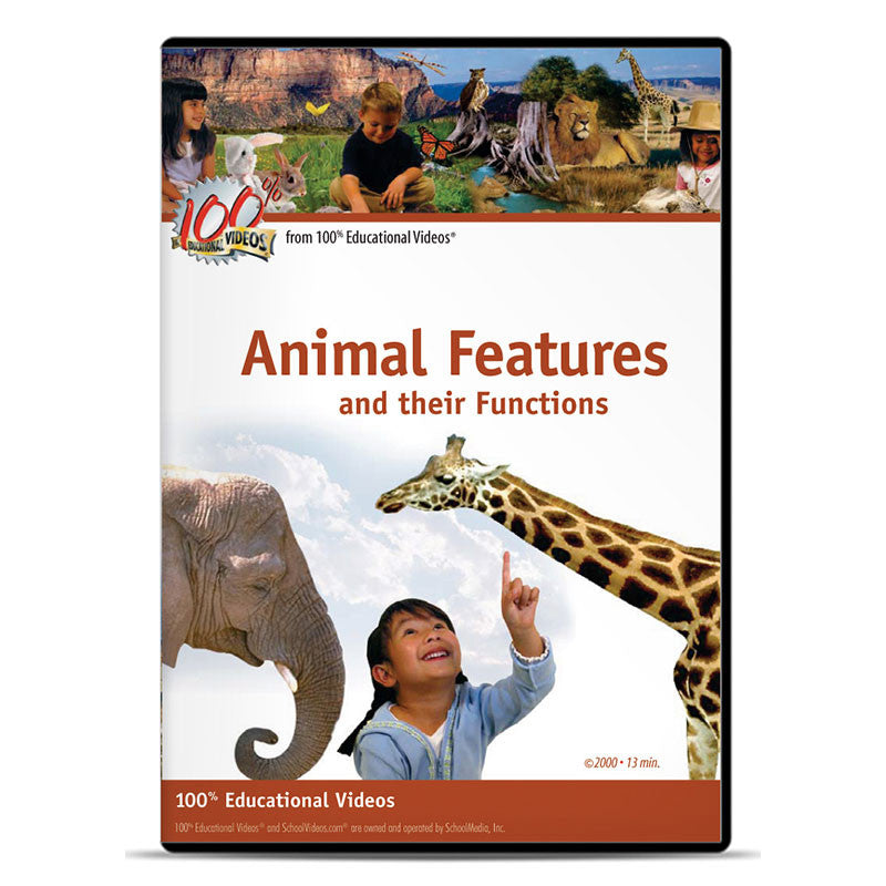 Animal Features and their Functions