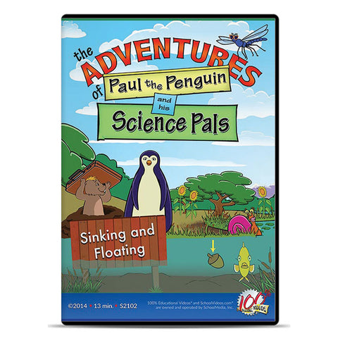 Paul and his Science Pals: Sinking and Floating