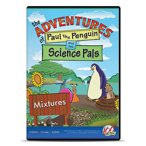 Paul and his Science Pals: Mixtures