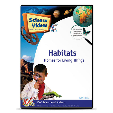 Habitats: Homes for Living Things