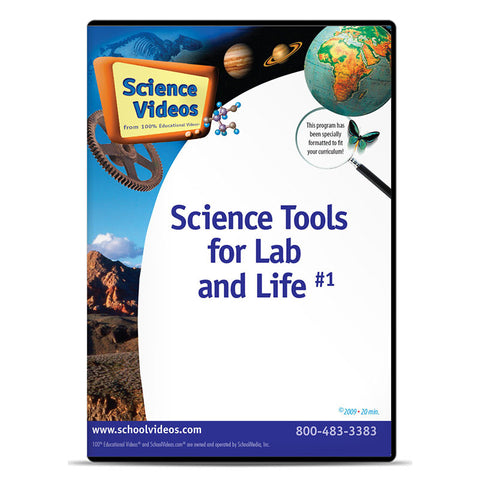Science Tools for Lab and Life! #1