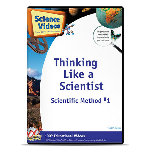 Thinking Like A Scientist: The Scientific Method