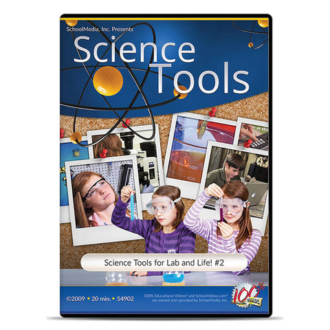 Science Tools for Lab and Life! #2