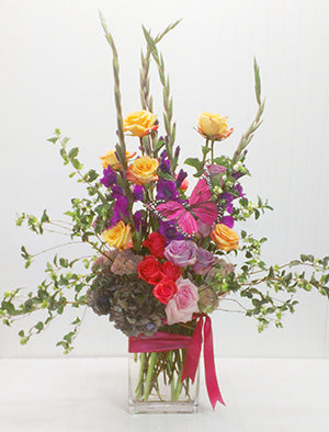 Ordering from Sprout Fine Floral Concepts