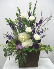 Large Arrangement for the Service