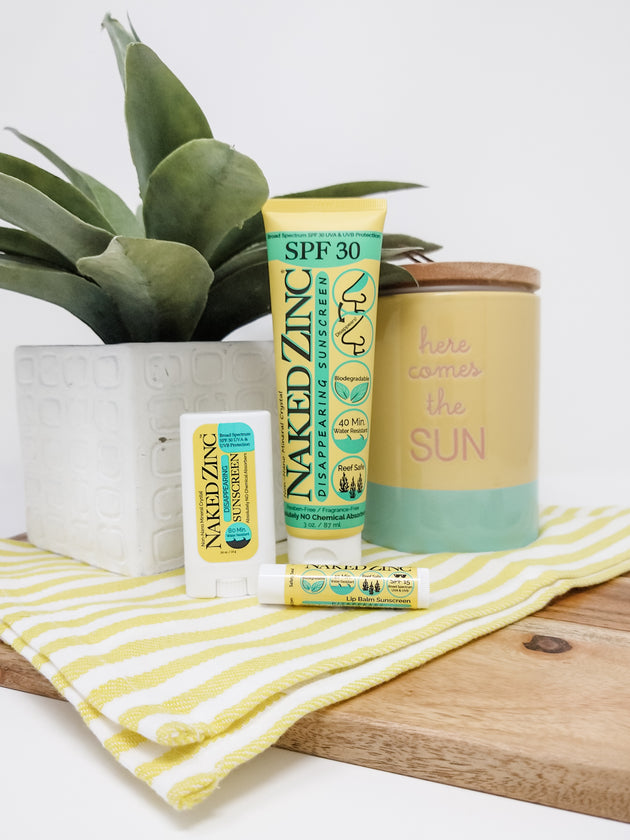 Naked Zinc SPF 30 Reef-Safe SunStick