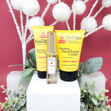 Pomegranate & Honey Set with FREE Perfume! - The Naked Bee