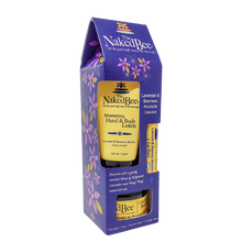 Lavender & Beeswax Absolute Gift Collection - The Naked Bee
