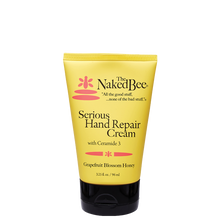 3.25 oz. Serious Hand Repair Cream in Grapefruit Blossom Honey - The Naked Bee
