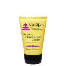 3.25 oz. Serious Hand Repair Cream in Jasmine & Honey - The Naked Bee