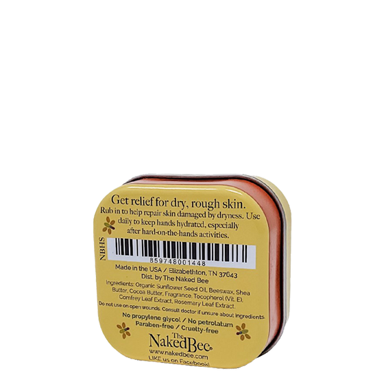 1.5 oz. Orange Blossom Honey Hand Salve - The Naked Bee