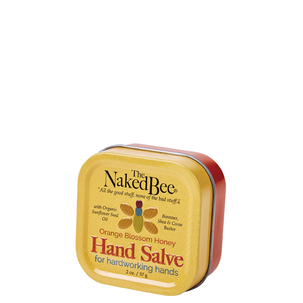 Orange Blossom Honey Hand Salve 1.5 oz.