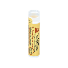 SPF 15 Orange Blossom Honey Colorless Lip Balm - The Naked Bee