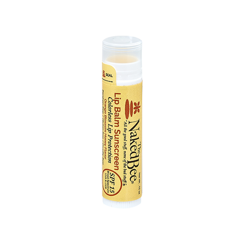 Orange Blossom Honey SPF 15 Tinted Lip Balm in Colorless .15oz