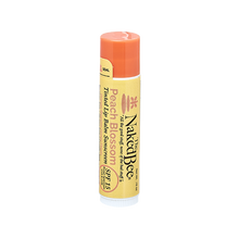 SPF 15 Orange Blossom Honey Tinted Lip Balm in Peach Blossom - The Naked Bee