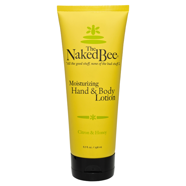 6.7 oz. Citron & Honey Hand & Body Lotion