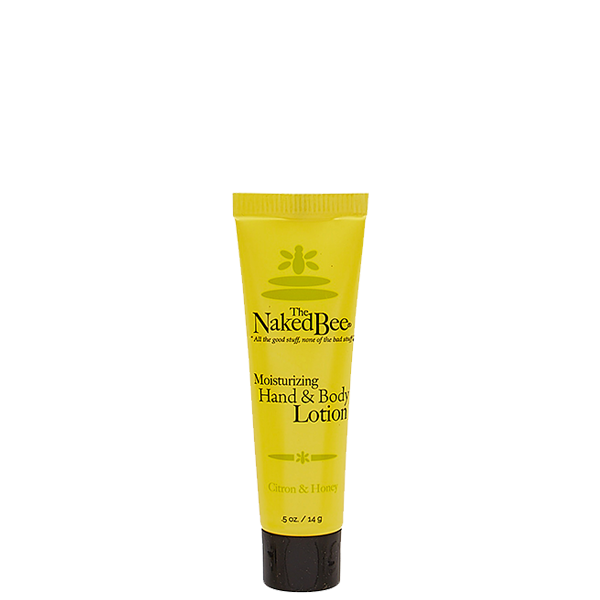 Citron & Honey Lotion .5 oz. Mini Tube