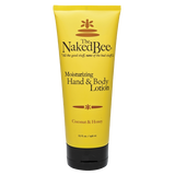 6.7 oz. Coconut & Honey Hand & Body Lotion - The Naked Bee