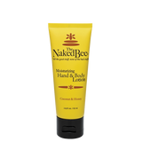 2.25 oz. Coconut & Honey Hand & Body Lotion - The Naked Bee