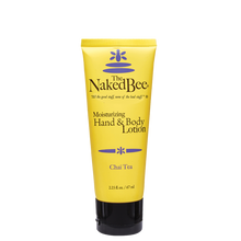 2.25 oz. Chai Tea Hand & Body Lotion - The Naked Bee
