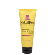 2.25 oz. Jasmine & Honey Hand & Body Lotion - The Naked Bee