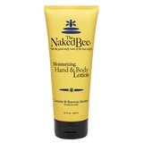 6.7 oz. Lavender & Beeswax Absolute Hand & Body Lotion - The Naked Bee