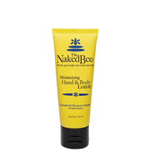 2.25 oz. Lavender & Beeswax Absolute Hand & Body Lotion - The Naked Bee
