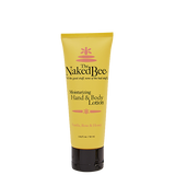 2.25 oz. Vanilla, Rose & Honey Hand & Body Lotion - The Naked Bee
