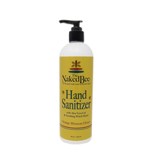 16 oz. Hand Sanitizer in Orange Blossom Honey - The Naked Bee