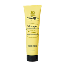 10 oz. Orange Blossom Honey Gentle Cleansing Shampoo - The Naked Bee