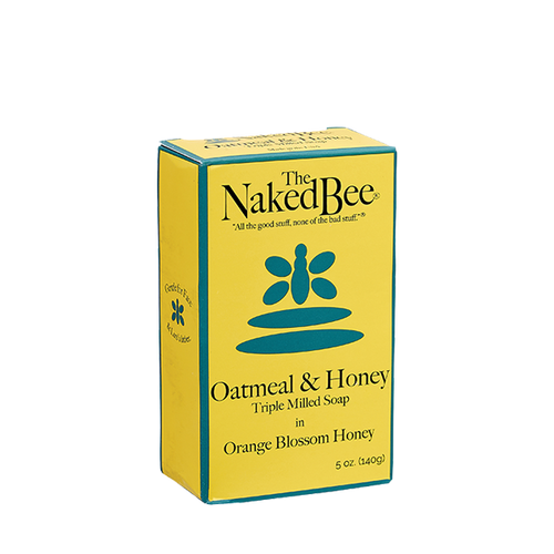Orange Blossom Honey Bar Soap 5.00 oz. - The Naked Bee