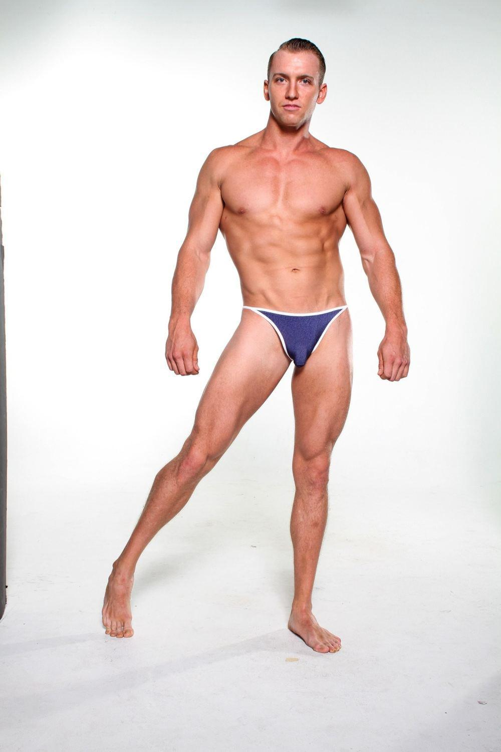 Bitsy's Bikinis Launches New Men's Line for 2016!