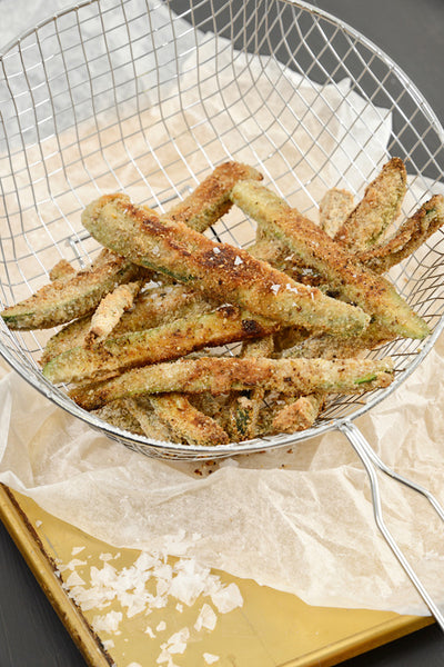 Banting Blvd's Zucchini Fries