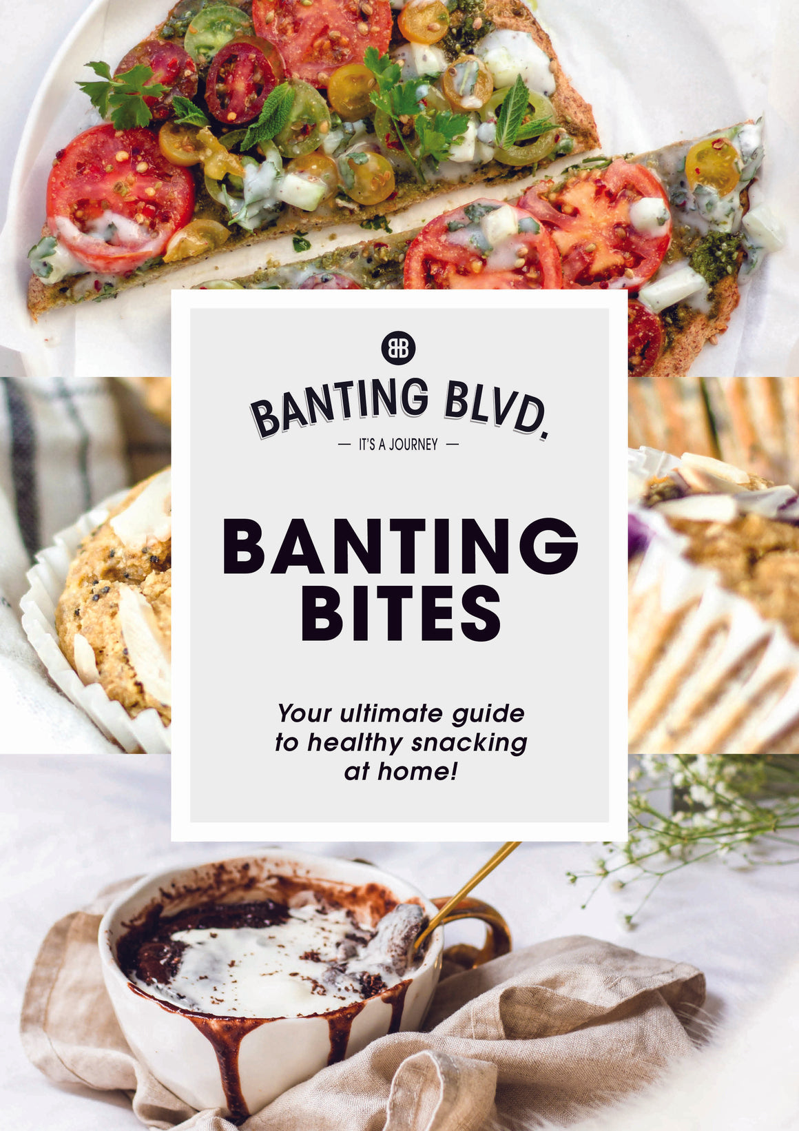 FREE eBOOK: Banting Bites by Banting Blvd