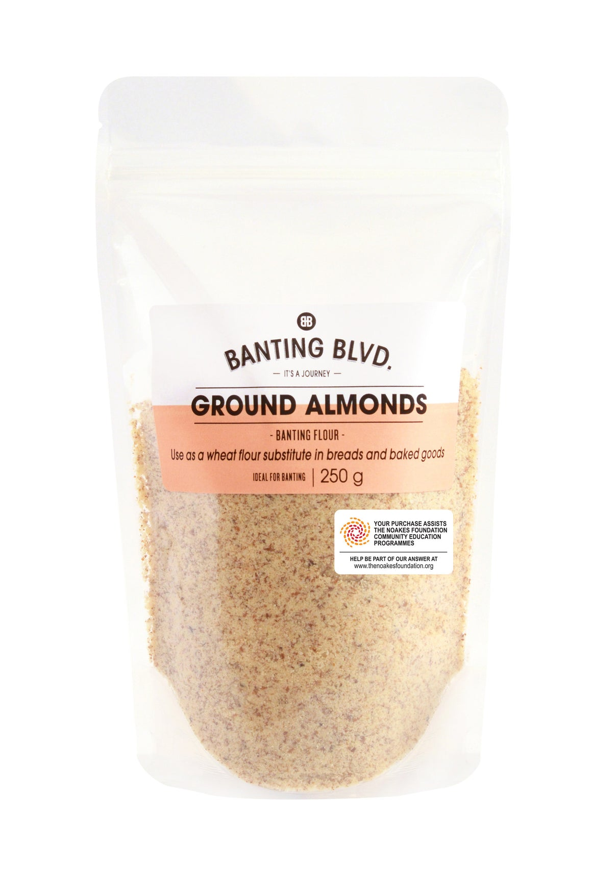 Ground Almonds | Banting Blvd