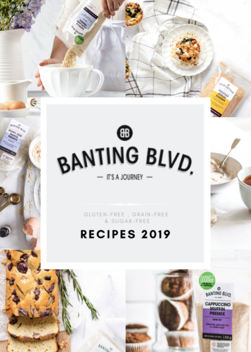 Banting Blvd FREE eCookbook: Recipes 2019!