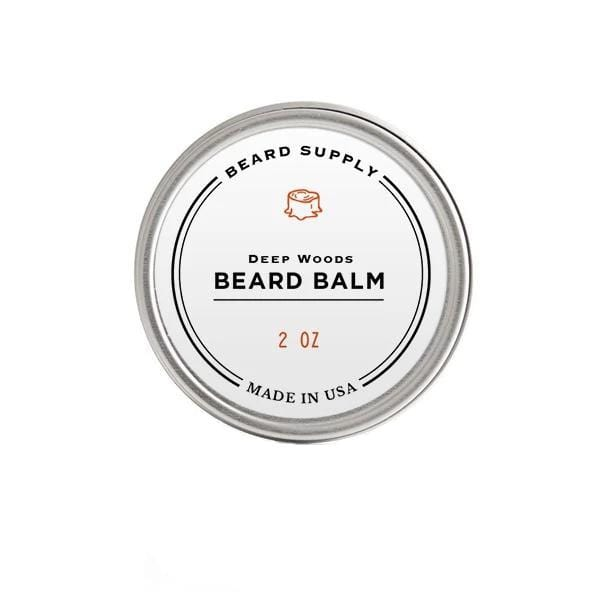 Deep Woods Beard Balm