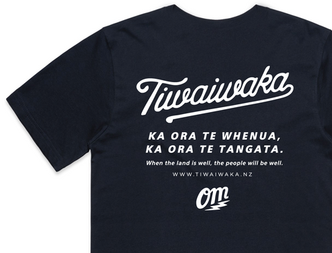 Tiwaiwaka NZ T-shirt