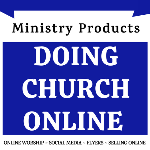 Doing Ministry Online