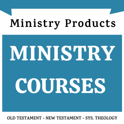 Ministry Courses