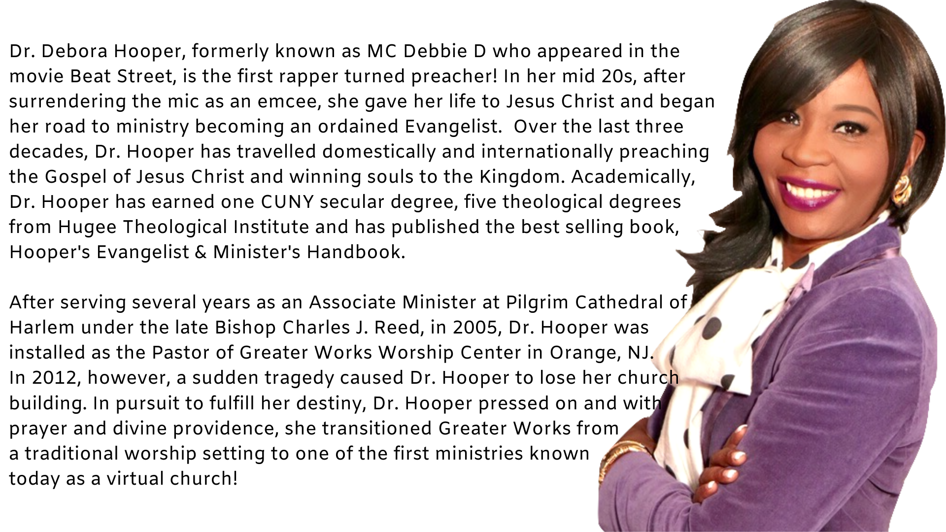 About Dr. Hooper