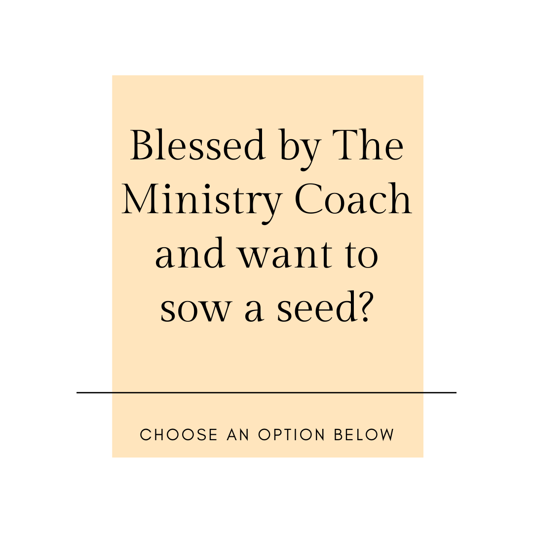 Sow A Seed