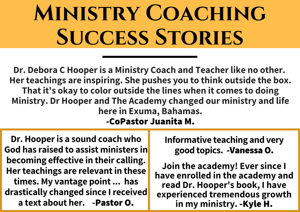 Hooper Ministry Academy Reviews