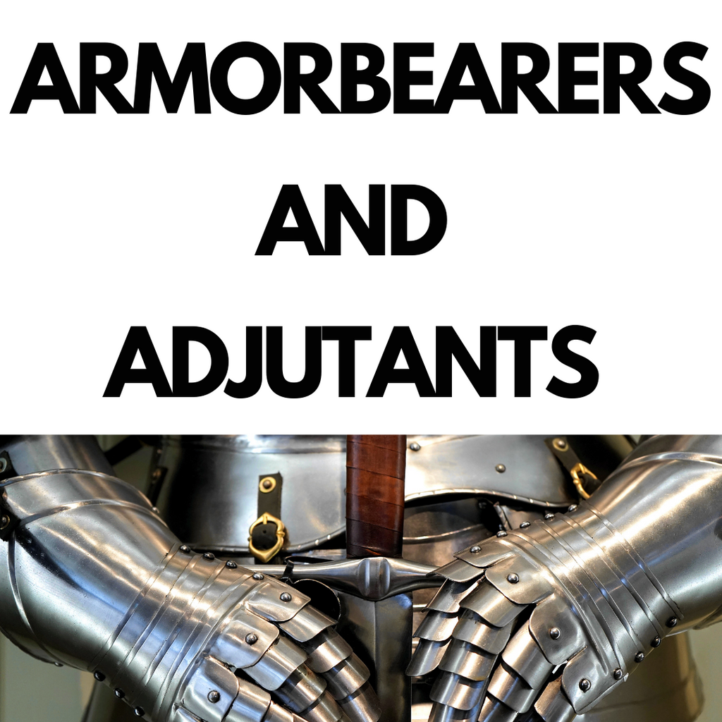 The Armorbearer and Adjutant