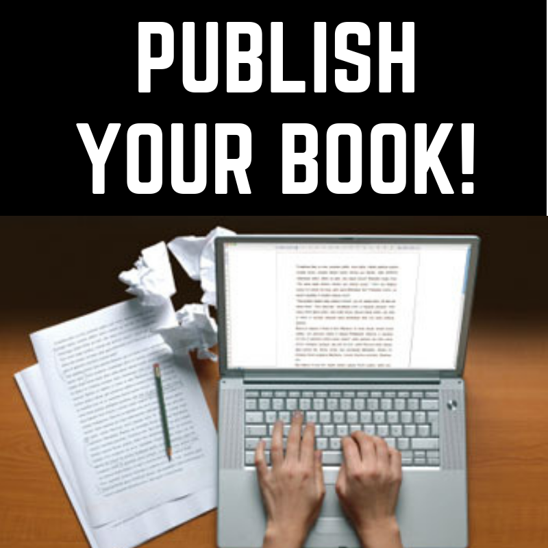 Publish Your Book!