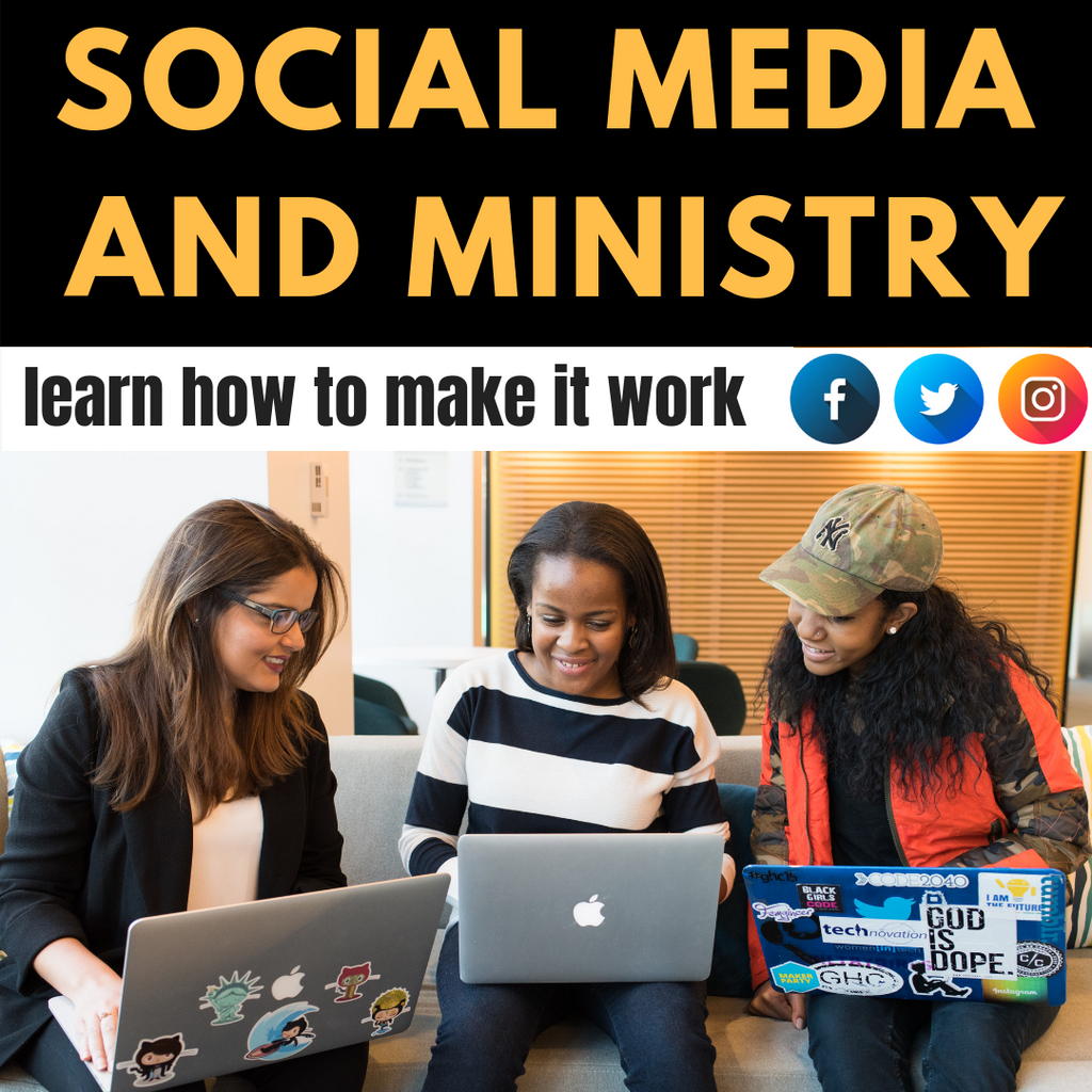 Combining Social Media and Ministry